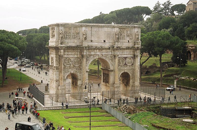 Saturday_Coloseo_Arch_of_Constantine_2