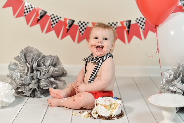 Cameron Turns One