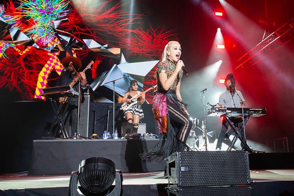Gwen Stefani Dallas