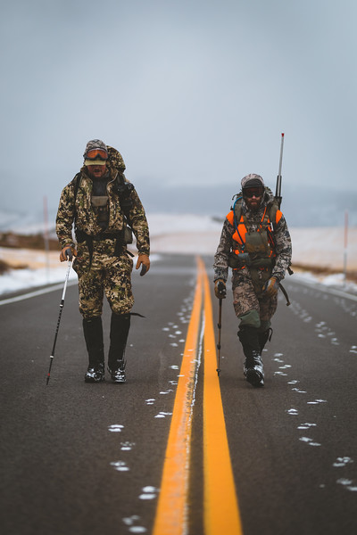 Sam Averett (@samaverett) and Casey Barton (@_caseybarton_) headed into sheep country on an unlimited sheep hunt in Montana. November 2018