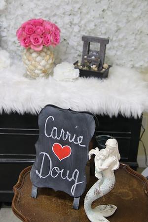 Carrie and Doug's elopement Wedding