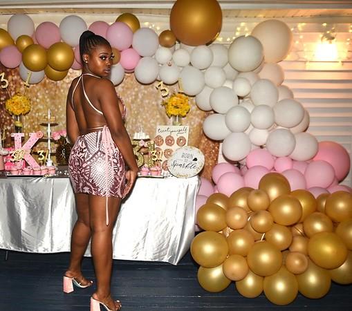 KETURA'S 31st BIRTHDAY PARTY