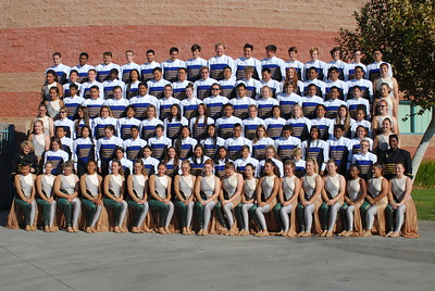 2016-10-10 Band Picture Day