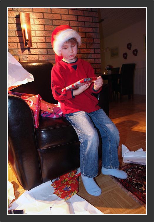 2005-12-24 Iina & Leif
