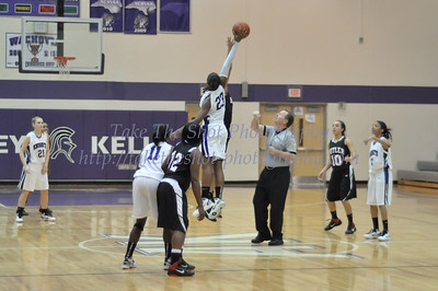 2011-01-04 BHS Women's Basketball @ Ardrey Kell