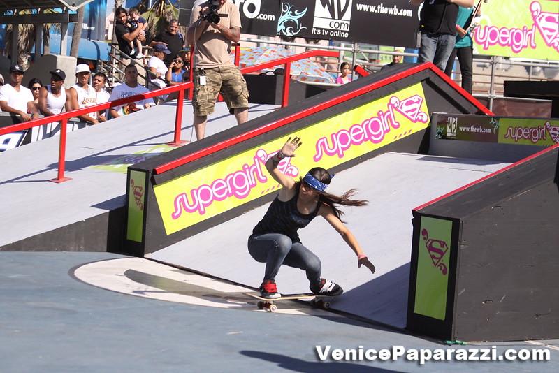 09.06.09  SuperGirl Jam Contest in Venice Beach.  Lyn-z Adams Hawkins, Amy Caron, Venessa Torres, Lacey Baker Laurie Currier, Chanelle Sladics, Bryn Valaika and Raewyn Reid (374)-X4.jpg
