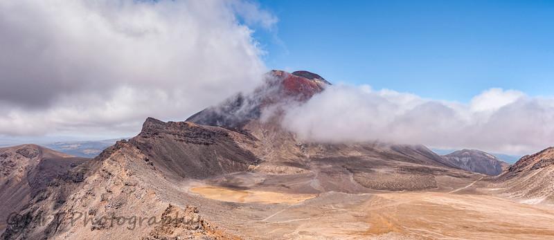 Tongariro and the Southern Crater Tongariro Crossing