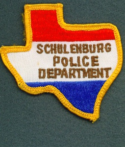 Schulenburg Police