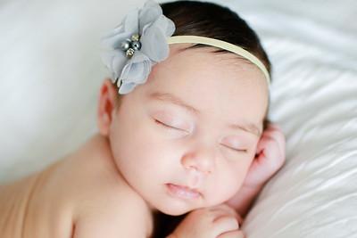 Lucy: Newborn