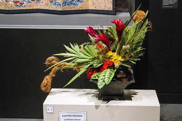Art in Bloom  MFA  2015