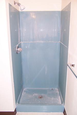 "Refinish 36"" Fiberglass Shower Unit"