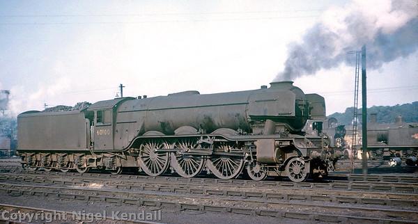 60099 - 60101 Built 1930 Doncaster (A3 as built)