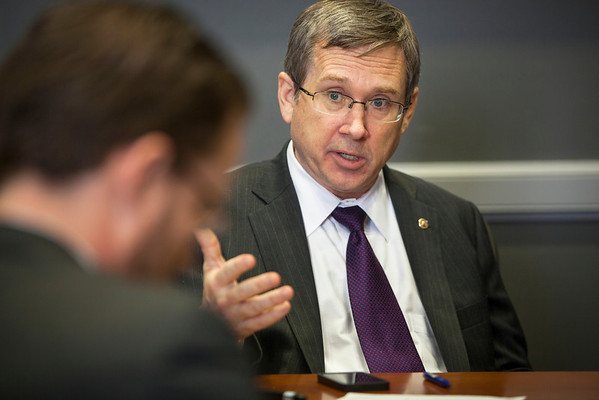 Mark Kirk Interview (HRC)