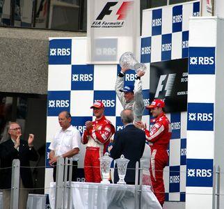 Montreal F1 GP 2004-2005