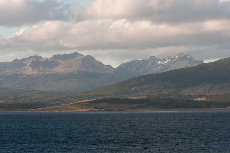 The Beagle Channel in Australia