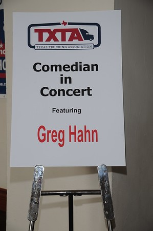 8-1-2014 TXTA Comedian Greg Hahn