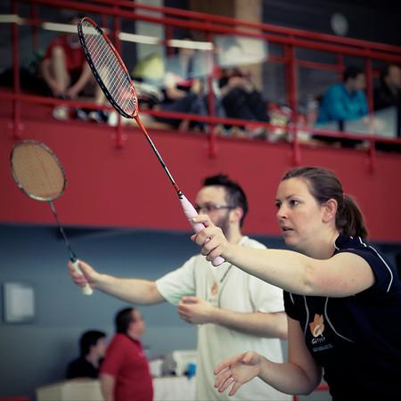 Badminton Darvoy