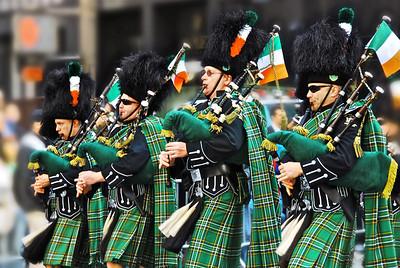 St. Patrick's Day Parade NYC 2010