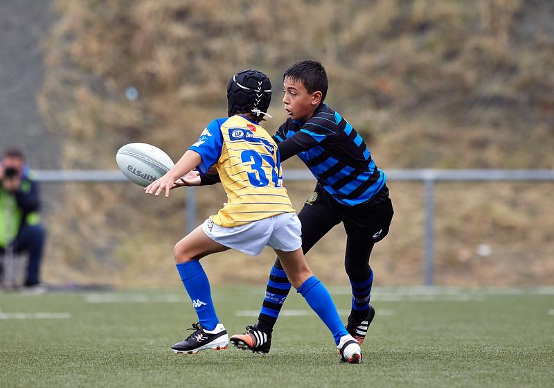 CRC Pozuelo Azul vs Industriales Azul: 5-30