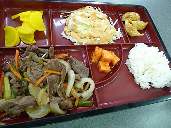 World Food Mart Jacksonville bulgogi lunch special.jpg