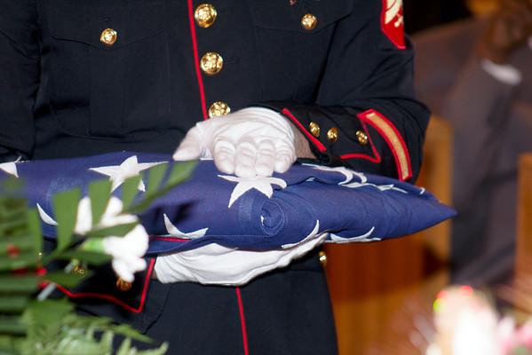Doy Warden Sr. Memorial Service