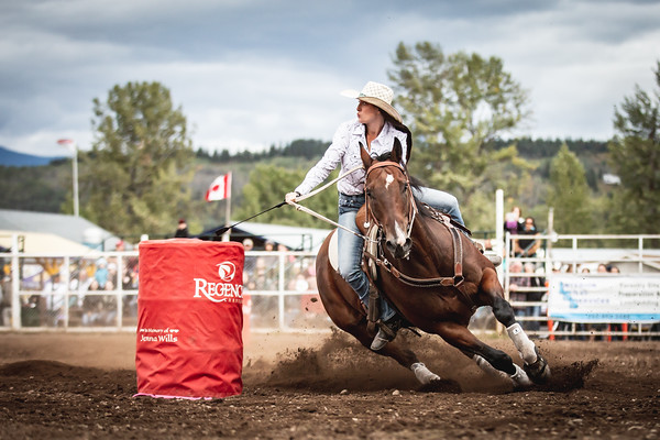 Smithers Rodeo 2018 Saturday