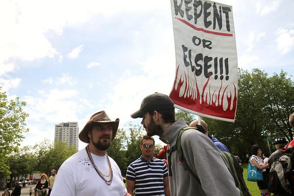Seattle Pride 2012