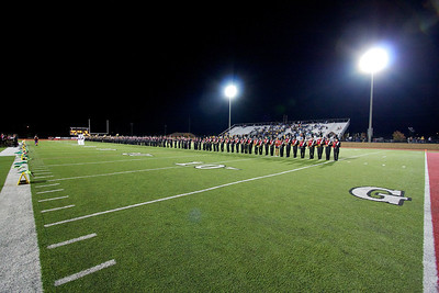 2011, October 7 Homecoming Performance