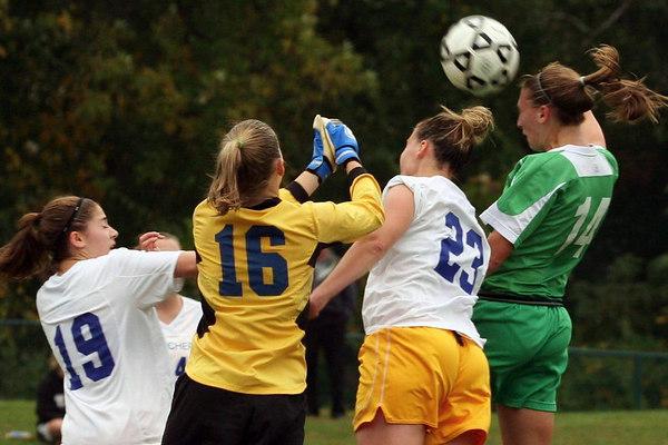 women's soccer - 10/11/06