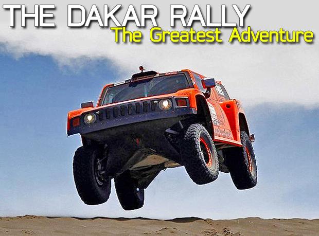 The Dakar Rally: The Greatest Adventure