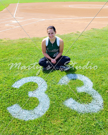 Smithville H.S. Softball Senior Night