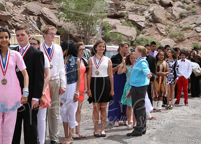 2014 HJHS 8th Grade Promotion