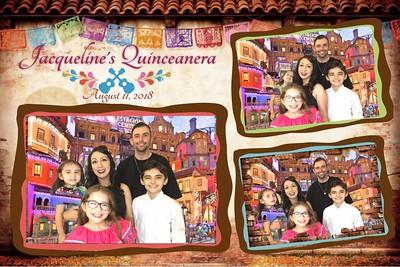 Jacqueline's Quinceanera