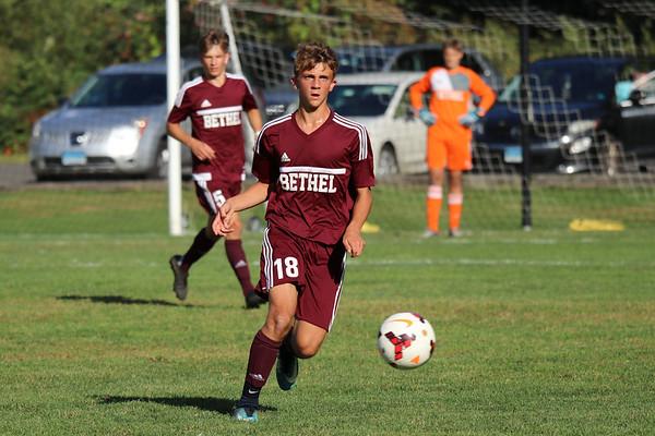 Varsity Boys Soccer vs Weston - 09/24/2019