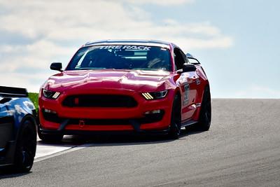 2021 SCCA TNiA  Sep 9 Pitt Adv Red Mustang