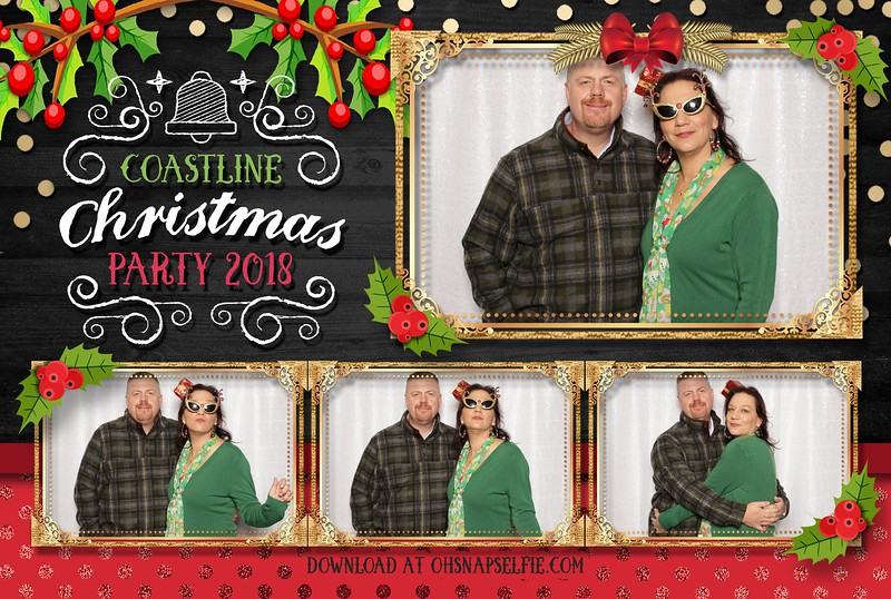 121418 - Coastline Holiday Party