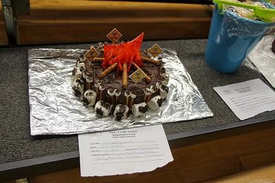 2014 - Cub Scout Cake Auction