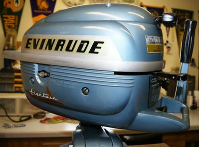 1952 Evinrude  Lightwin