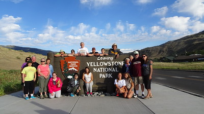 Yellow Stone National Park: July 12-22, 2016