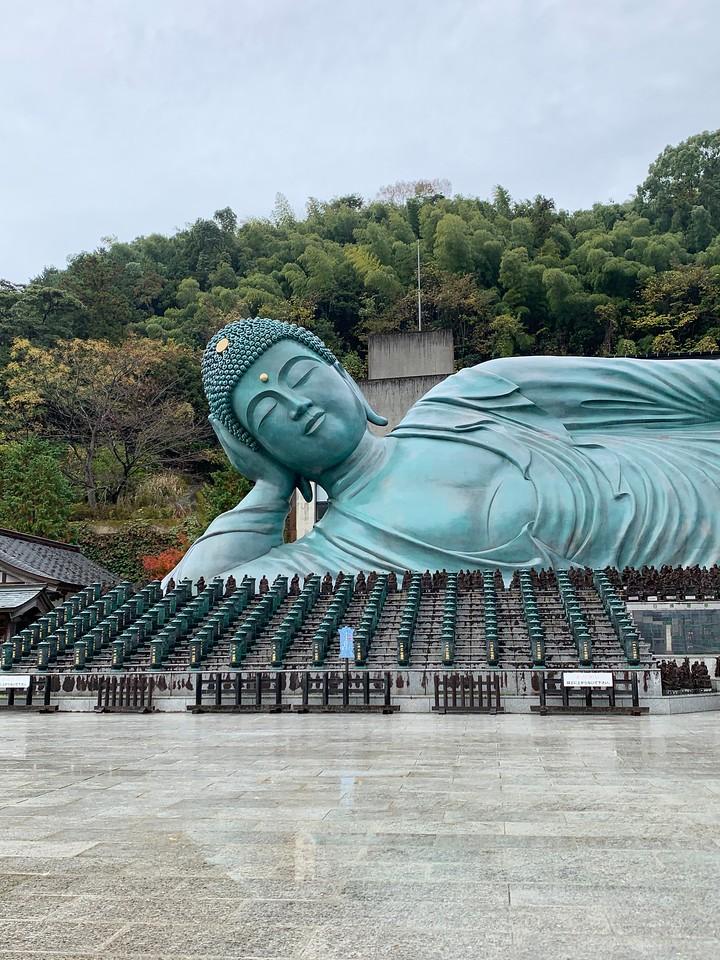 Nanzoin Temple Reclining Buddha