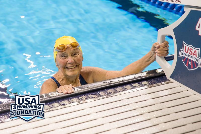 The USA Swimming Foundation Swim with Lezak took place July 3, 2016  Photo: Bold Action Media