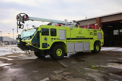 Apparatus Shoot - Erie Airport - 01/09/2020