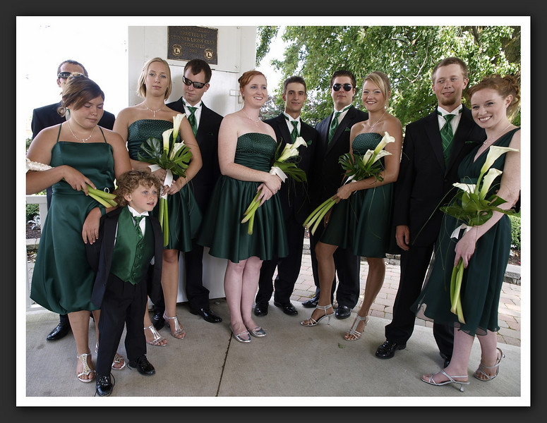 Bridal Party Family Shots at Stayner Gazebo 2009 08-29 033 .jpg