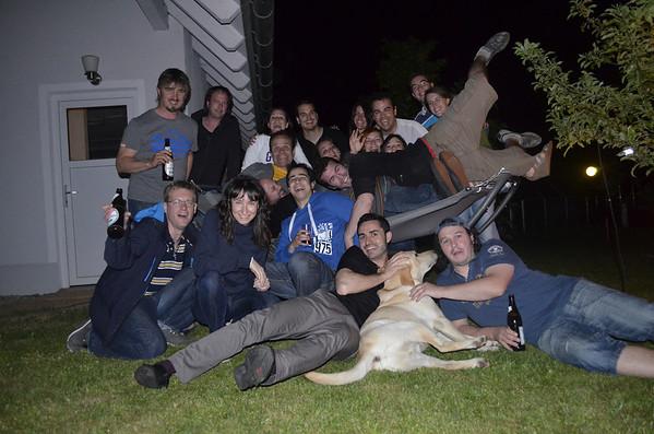 2012.05 La barbacoa