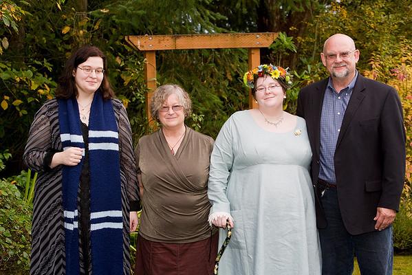 Aileen's Wedding