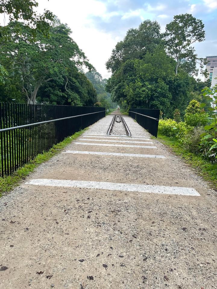 Hindhede Bridge.