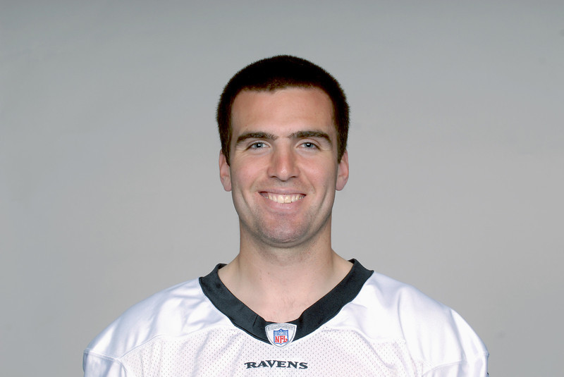 . Joe Flacco, Delaware Selected 18th overall by the Ravens in 2008 Flacco rode a huge arm from the Football Championship Subdivision to the first round of the 2008 draft. The Ravens have made the playoffs each of his five seasons as the starting quarterback, including a Super Bowl win in 2012 when Flacco was named the game�s MVP. GRADE: A+. What more could you ask for from a mid-first round pick?(Photo by NFL via Getty Images)