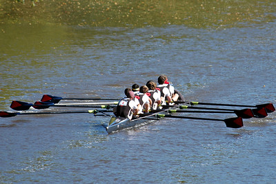 Penn. Men at Princeton Chase, 2007