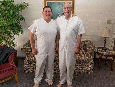 Chuck's Baptism - June 18, 2016