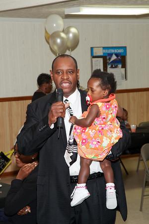 Brenda Coley Father's Celebration